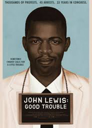 Watch trailer for John Lewis: Good Trouble